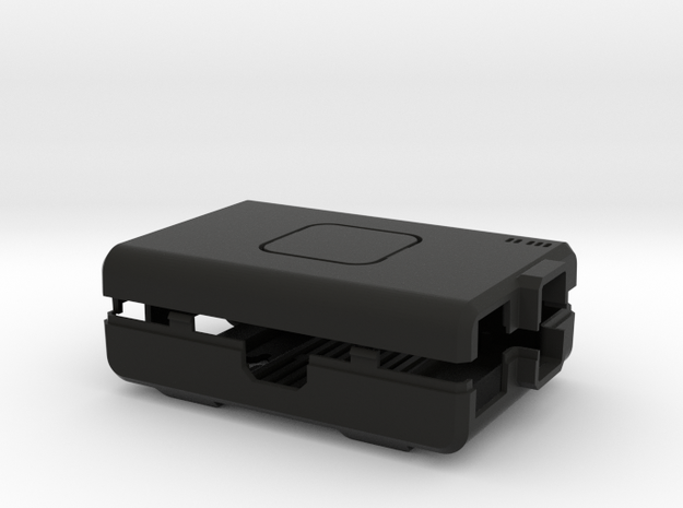 Raspberry Pi CASE 1.0 NO LOGO 3d printed
