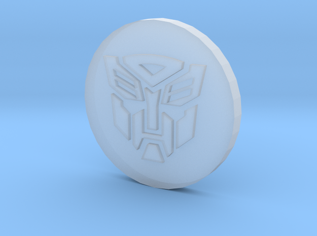 Faction Symbol - Herobot 3d printed