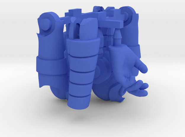 FB01-Arms 04 7inch 3d printed