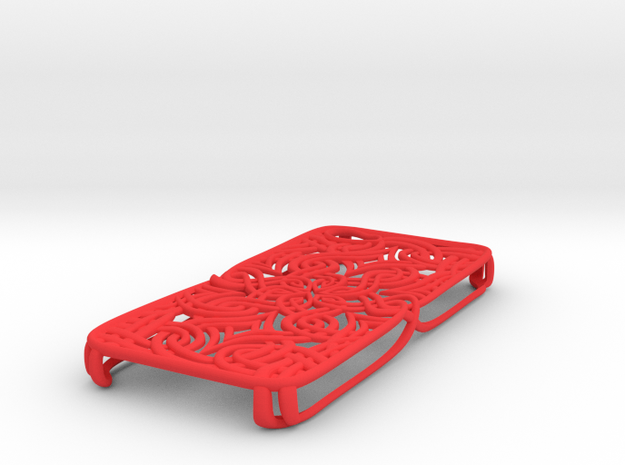 LOTUS Art Case for iPhone 5 / 5S 3d printed