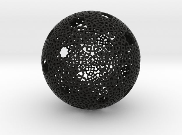 Starball with kites 3d printed