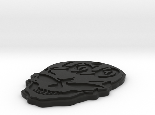 You're Only Young Once Pendant 3d printed