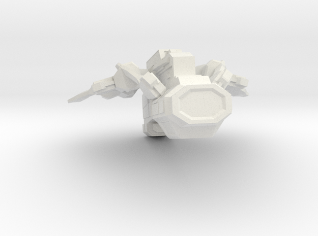 Phobos Battle Cruiser BC-FTL10 3d printed