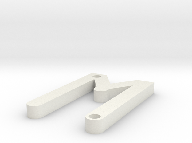 M OCR A EXTENDED 3d printed