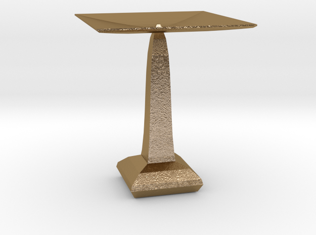 red cap table 5 3d printed