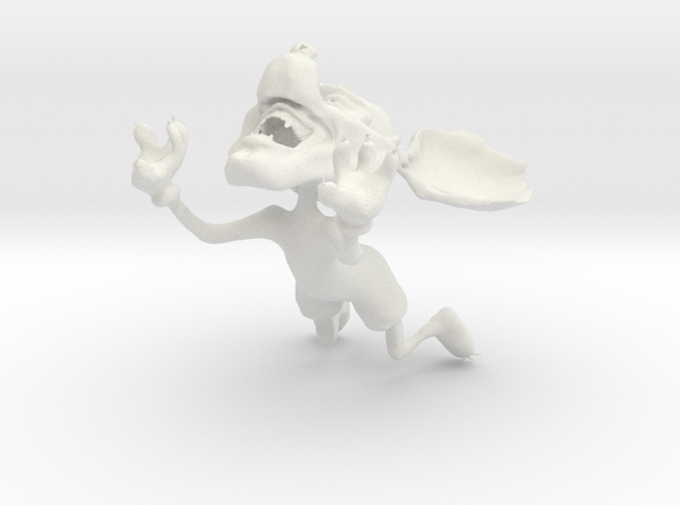 Mickey Mouse gone wild - jumping 3d printed