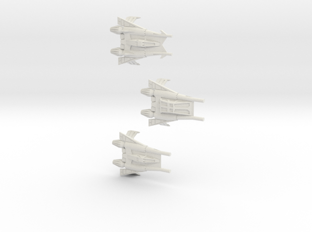Thunder Fighter Variants 1/200