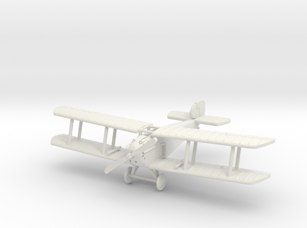 "Sopwith Dolphin ""87 Squadron"" 1:144th Scale 3d printed"