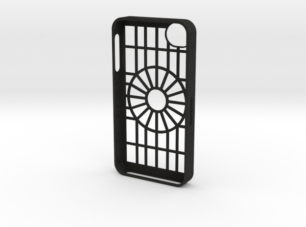 iphone 4s circle 1 3d printed