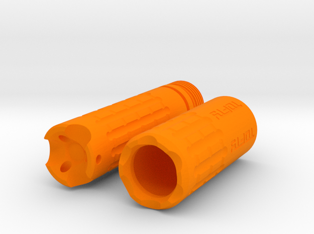 Plastic AAA Torch 1 Host (Flashlight) 3d printed