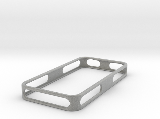 iPhone 4/4S Bumper v1.2 3d printed