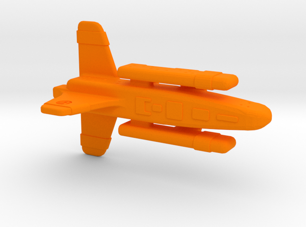 Cidikar Heavy Carrier 3d printed