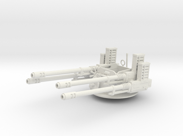 28mm Anti Aircraft turret - simplified