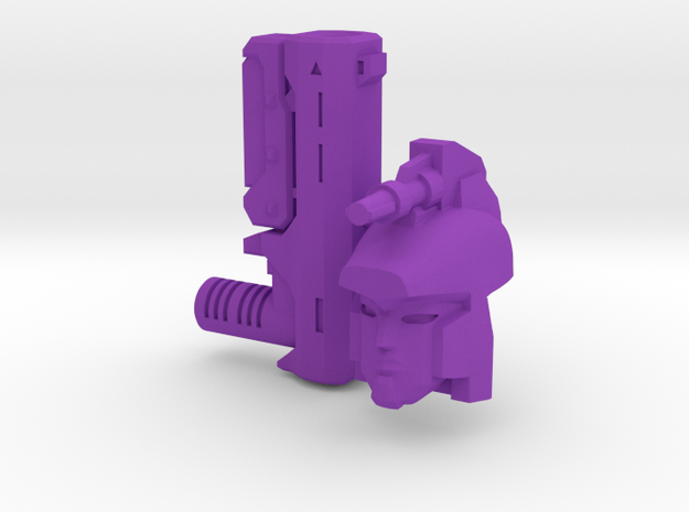 DEVCON Apex homage Set for GenScrg 3d printed
