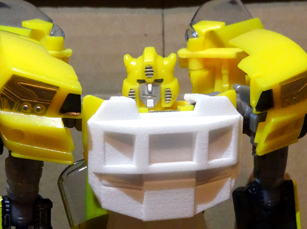 Gen. Windcharger (G1 Version) Chestplate