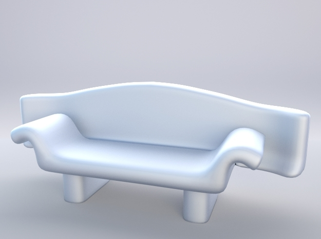 Couch No. 5 3d printed