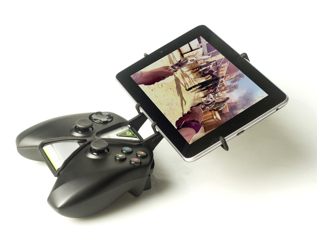 NVIDIA SHIELD controller & Tablet