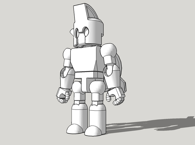 Base Minifigure