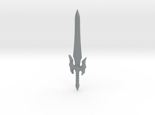 DC Powersword for HIM (small size) 3d printed