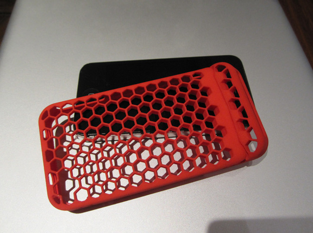biikparts iPhone 4S case 3d printed back