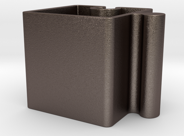 Puzzle coffee cup 3d printed