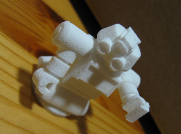 Maximum Cylinder Bot 3d printed
