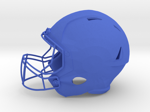 Football Helmet 3d printed