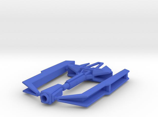 The Gyroguillotine Part A 3d printed