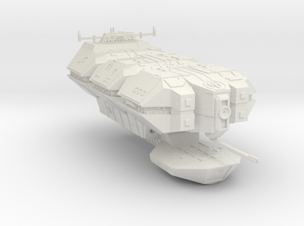 """Turanic Raider """"Lord"""" Attack Carrier 3d printed"""
