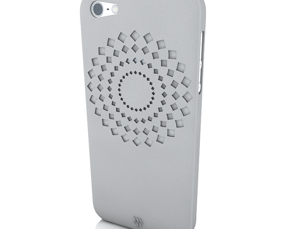iPhone 5 FLWR Case 3d printed