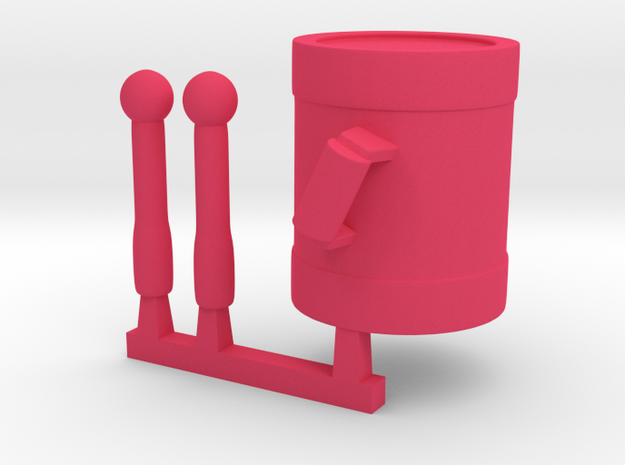 Drums 3d printed