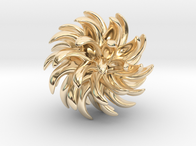 Little Chrysanthemum 3d printed