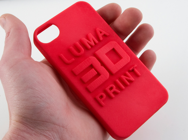 Luma3dprint iPhone Case 3d printed