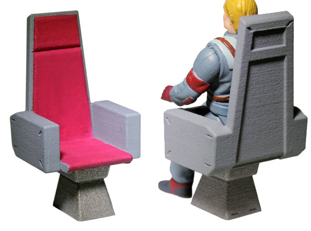 M.A.S.K. Energy Room Chair
