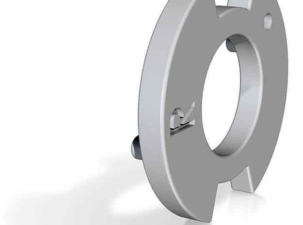 Bugaboo Locking Disk Right Side 3d printed