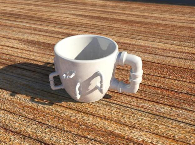 [By-mE] Coffee plant 3d printed