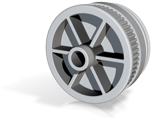 Rotational Drive Wheel 3d printed