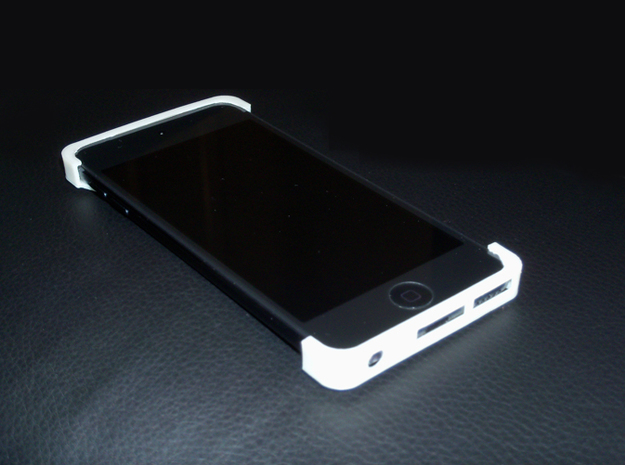 Ipod Touch - 5th Generation - Minimalistic Cover 3d printed