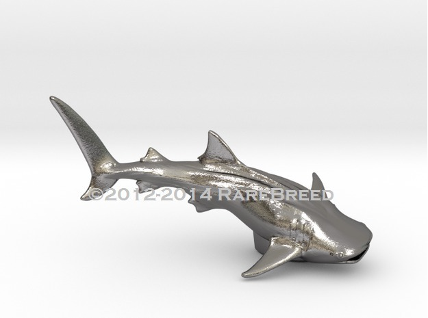 Whale Shark Statue 3d printed Whale shark art by ©2012-2014 RareBreed