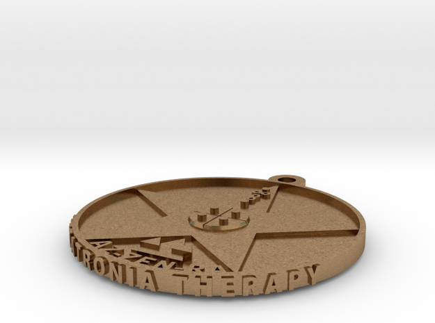 Metatronia Therapy Pendant 3d printed