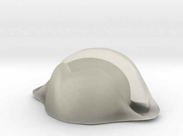 British Navy Bicorne 3d printed