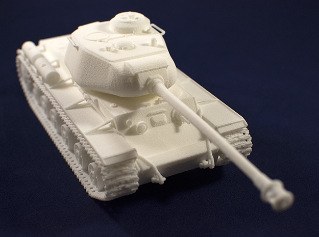 1:48 KV-1S Tank from World of Tanks game