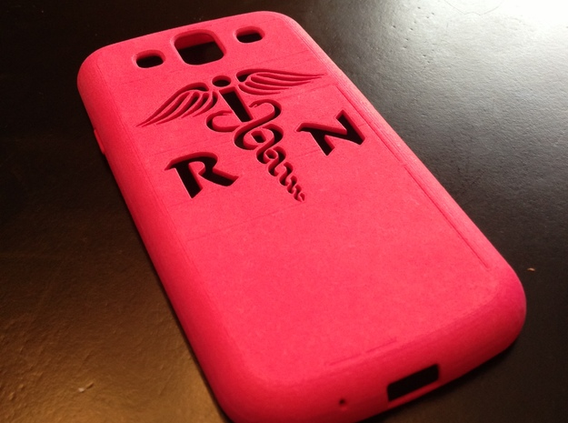 RN case GS3 3d printed