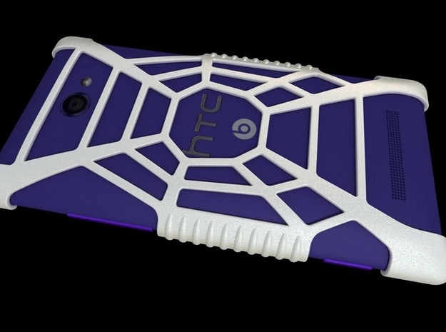 "HTC 8X Custom Case ""Spider"" Theme 3d printed"