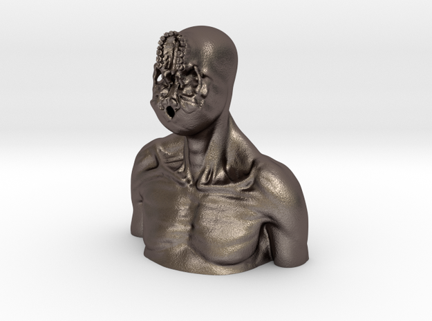 unSeen_Brother (left) 3d printed