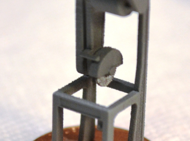 Woodworking Machinery 1-87 3d printed