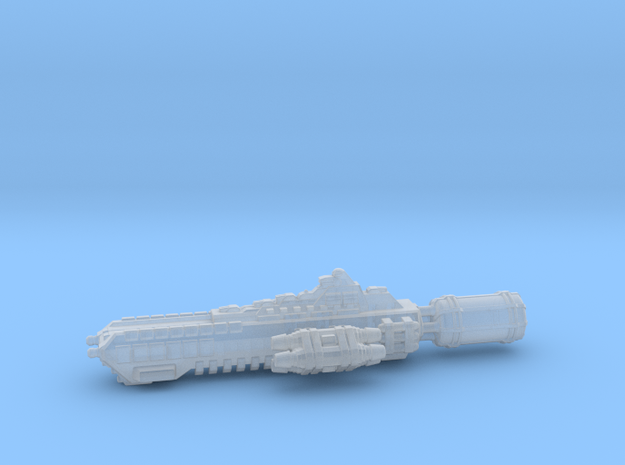 Jovian Callisto class Heavy Carrier 3d printed