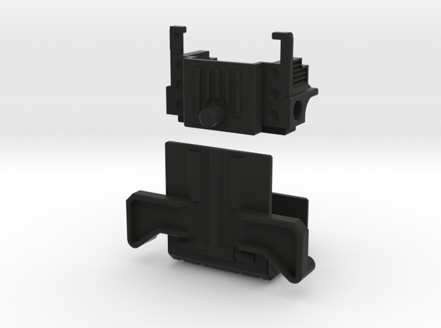 Echo Herc Kit V5 Covers Only 3d printed