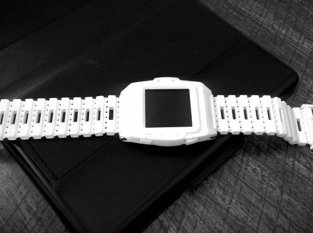 VIR - Smart Watch 3d printed