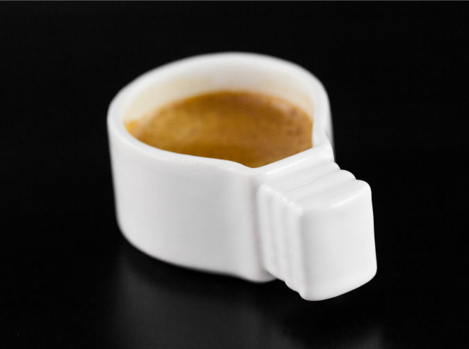 Light Bulb Espresso Cup